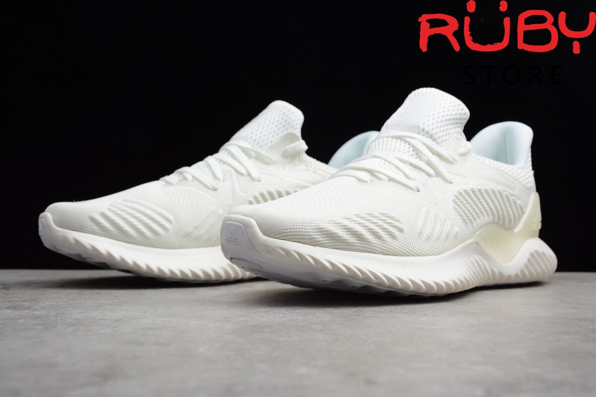 Giày Adidas Alphabounce Beyond full white