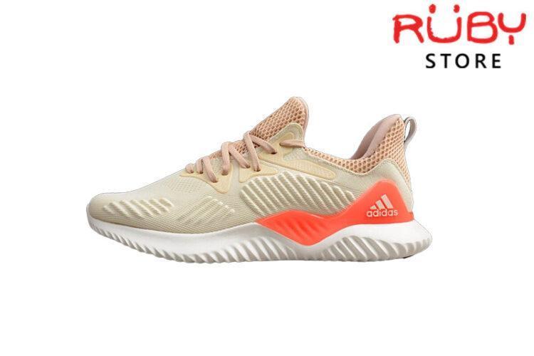 Giày Adidas Alphabounce Beyond Vàng Cam 2018