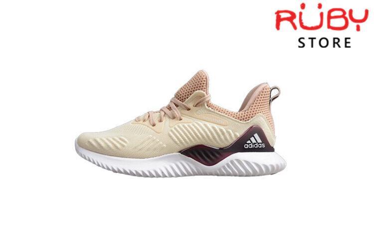 Giày Adidas Alphabounce Beyond Vàng Tím 2018