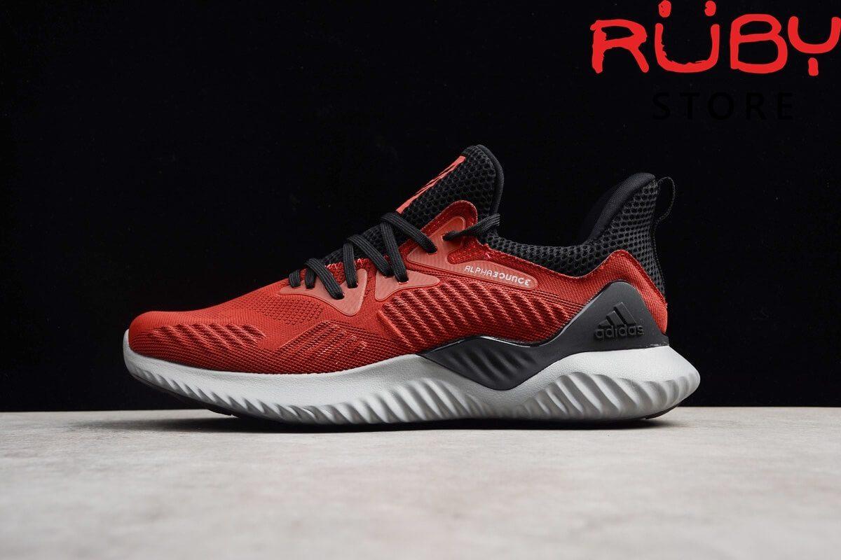 e6ba22a8cfe57 Giày Adidas Alphabounce Beyond Đỏ Đen 2018 giá chỉ 950k tại HCM ...