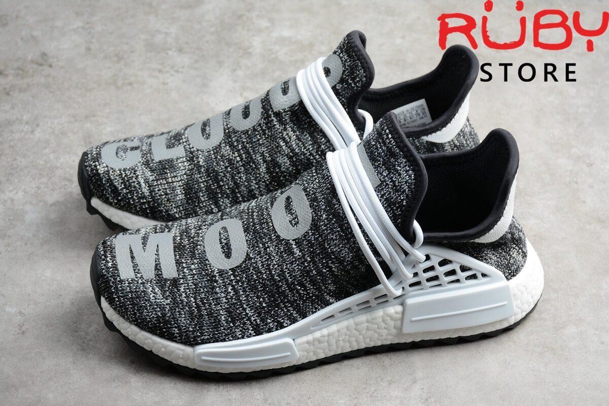 344588204bf1d Giày NMD Human Race Đen Trắng 2.0 SF giá chỉ 850k tại HCM.