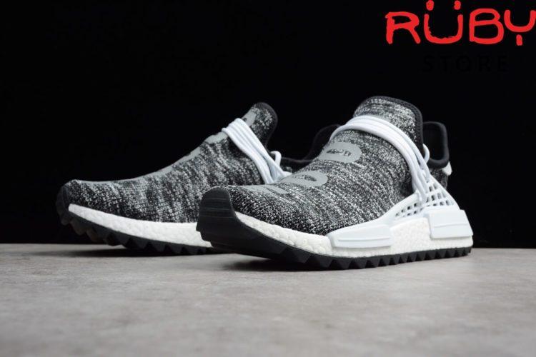 Giày Human Race V2 Xám Đen Replica 1:1