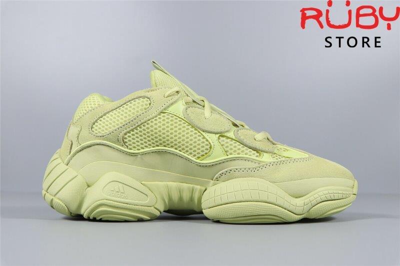 Adidas Yeezy 500 Super Moon Yellow (1)