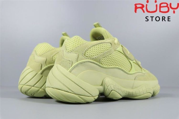 Adidas Yeezy 500 Super Moon Yellow (2)