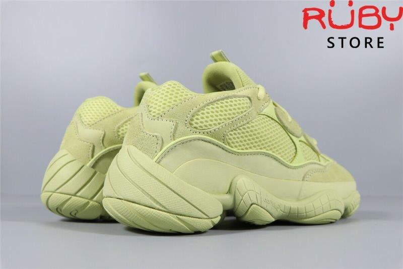 Adidas Yeezy 500 Super Moon Yellow (2)