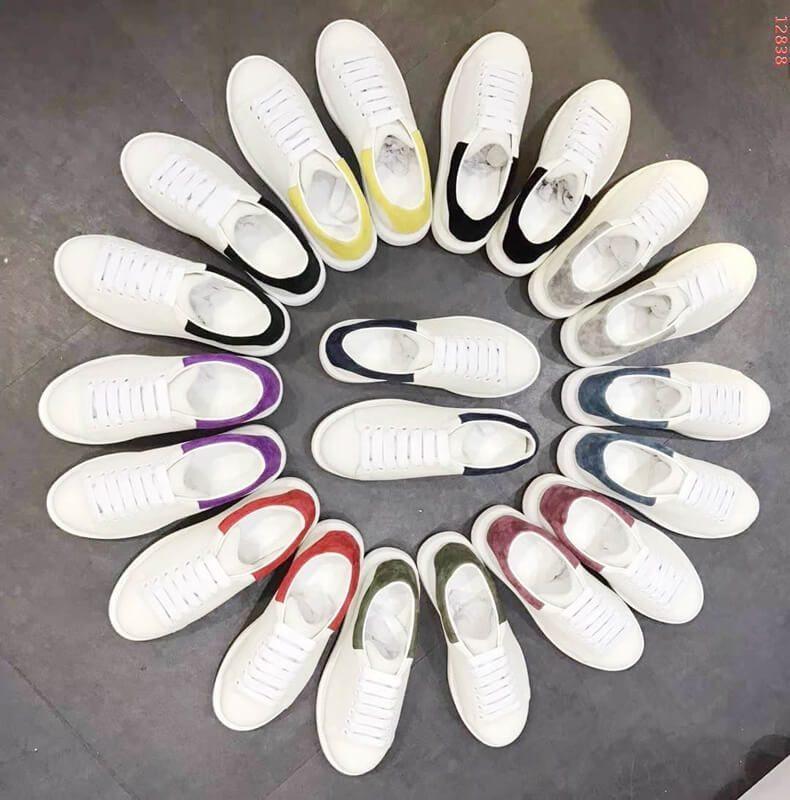 Giày Alexander McQueen Replica full màu