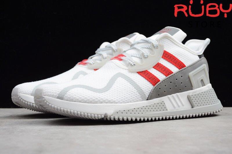 Giày Adidas EQT Cushion ADV Trắng Đỏ (6)