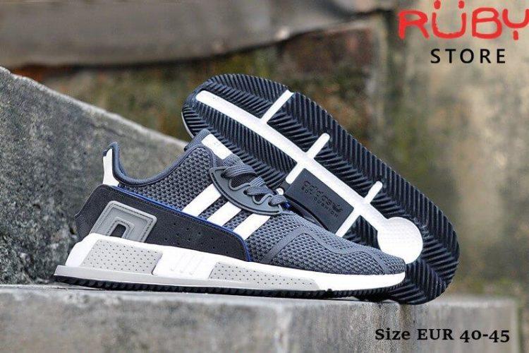 Giày Adidas EQT Cushion ADV Xám Xanh (2)
