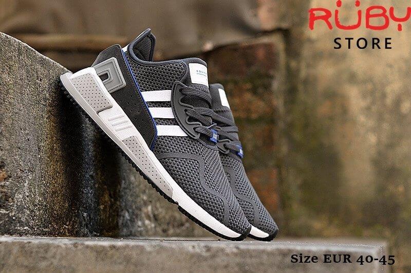Giày Adidas EQT Cushion ADV Xám Xanh (4)