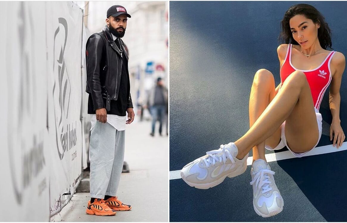 Adidas Yung 1 tươi mới thổi bùng chất trẻ ngày hè
