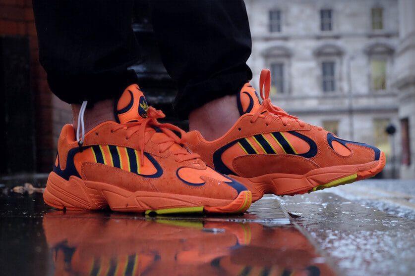 Adidas Yung 1 có màu sắc độc đáo