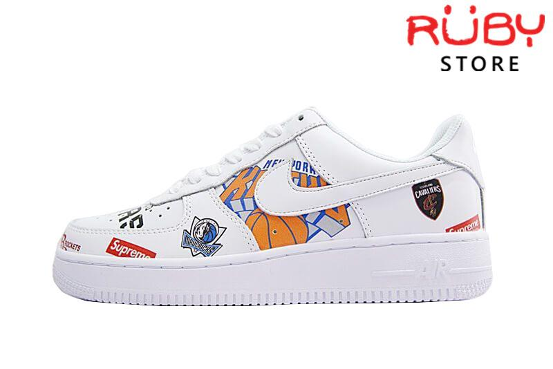 air force 1 mid supreme nba -ruby store 7