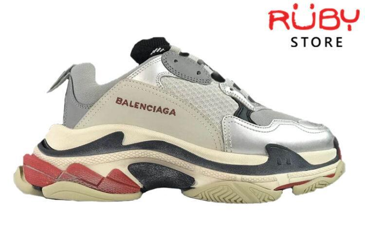Giày Balenciaga Triple S Replica 1:1 (Best Like Real 99,9%)