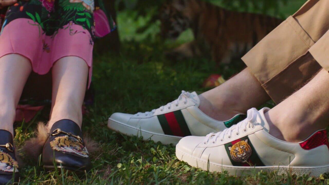 Mẫu giày Gucci sneaker được bạn trẻ Việt săn lùng nhất