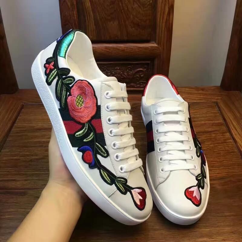 Giày Gucci nam nữ được nhiều sao Việt yêu thích