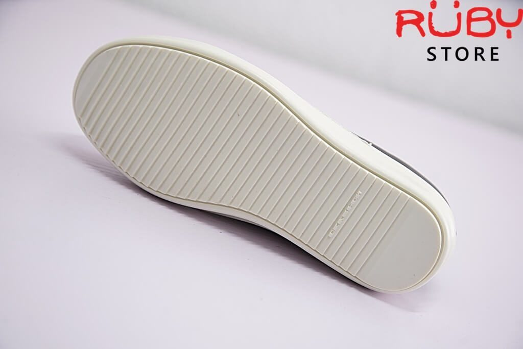 giày rick owen cổ thấp da replica 1:1 - Ruby store 6
