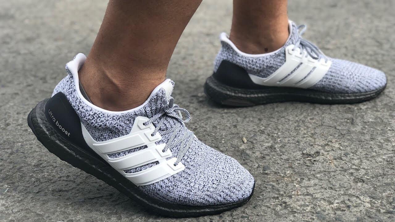 Adidas ultraboost 2018 phong cách độc đáo, sang chảnh