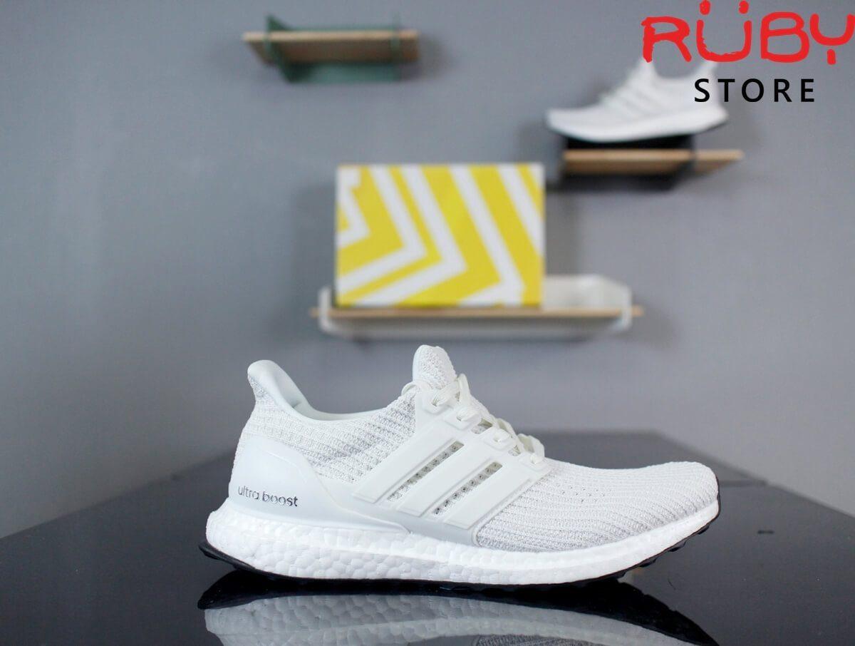 Đệm của giày Adidas Ultra boost 4.0 được đánh giá rất cao