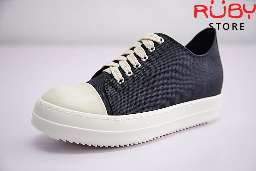 Giày Rick Owens cổ thấp giá bao nhiêu