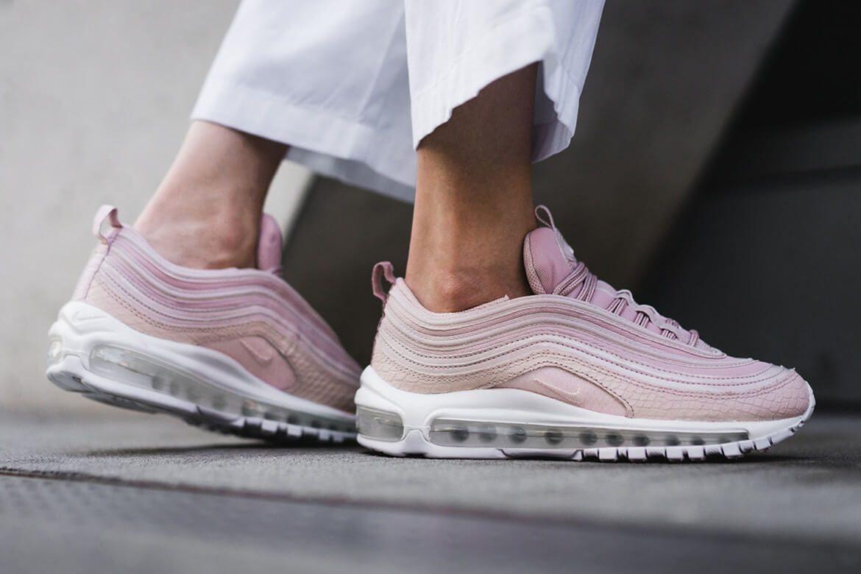 Giày Nike Airmax 97 Hồng Vảy