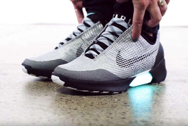 Giày Nike Hyperadapt 1.0 Xám