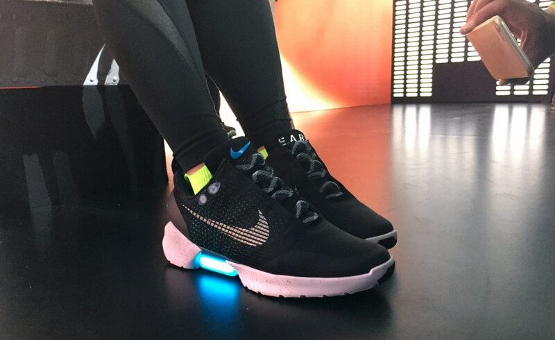 Giày Nike Hyperadapt 1.0 Đen