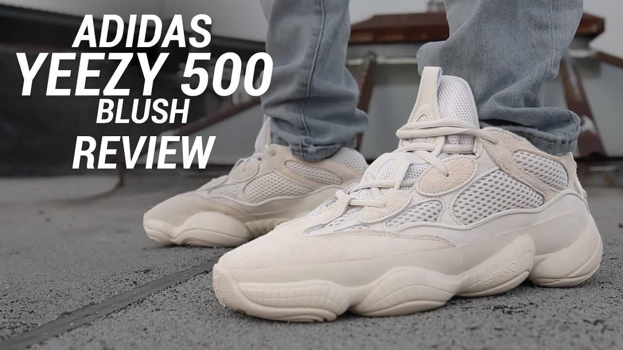buy online 18d84 03c36 Giày Adidas Yeezy 500 Blush đôi giày dị nhất 2018 nhưng lại ...