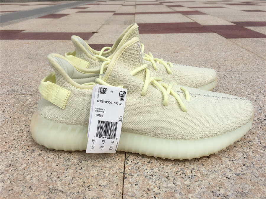 Giày Yeezy Butter - Ruby Store