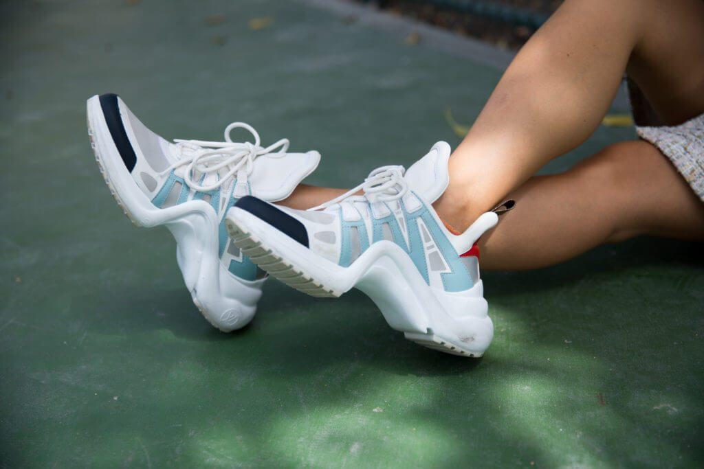 Giày Louis Vuitton Archlight Sneaker - đôi giày đẳng cấp thời trang thế giới