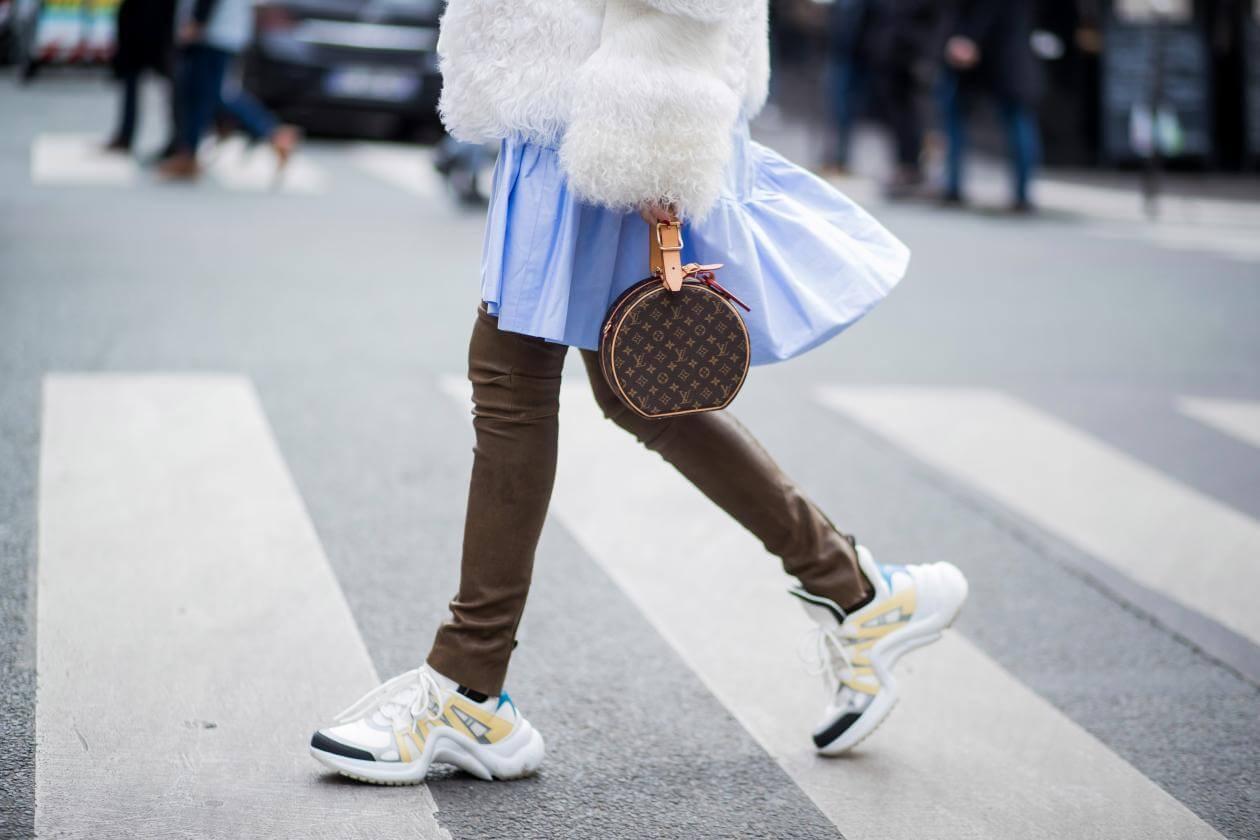 Giày Louis Vuitton Archlight Sneaker chính hãng có giá hơn 22 triệu đồng