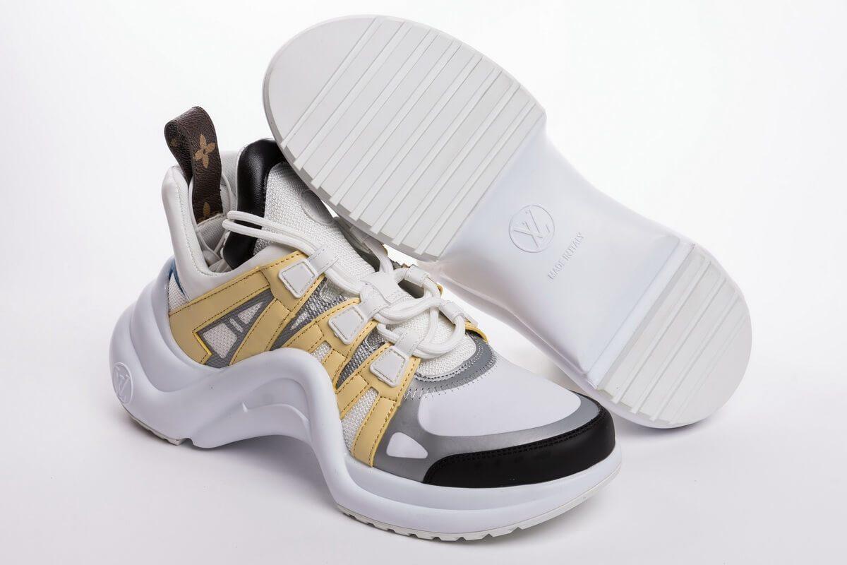 Giày lười Louis Vuitton có điểm hết sức đặc biệt