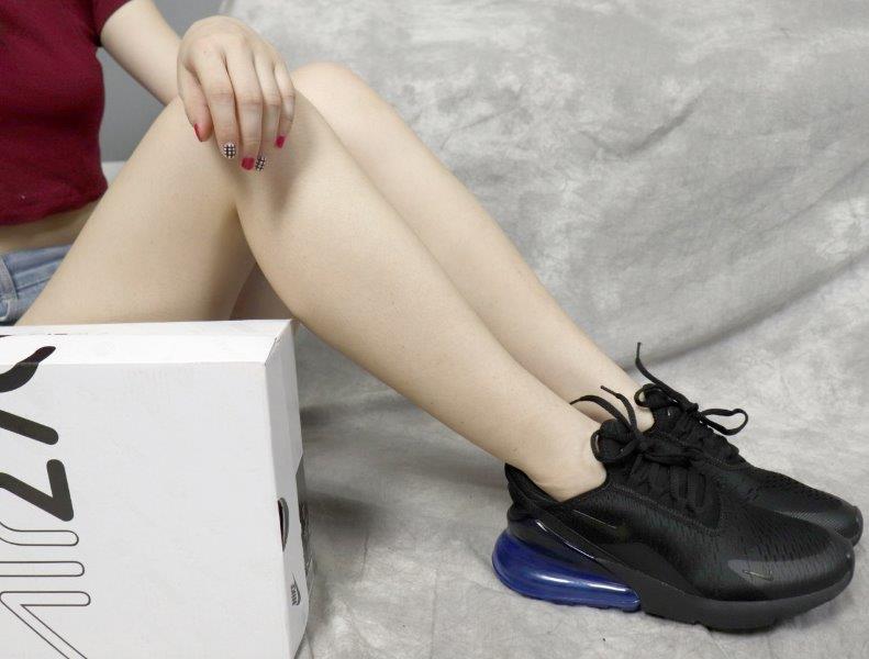 Giày Nike Air Max 270 Đen