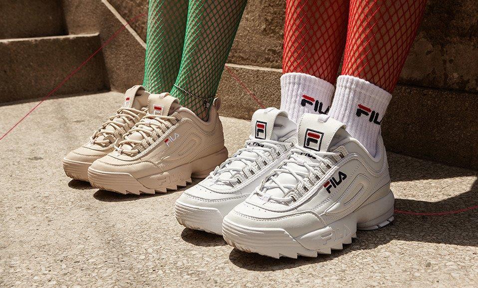 Giày đi học Fila Disruptor 2 - 950k
