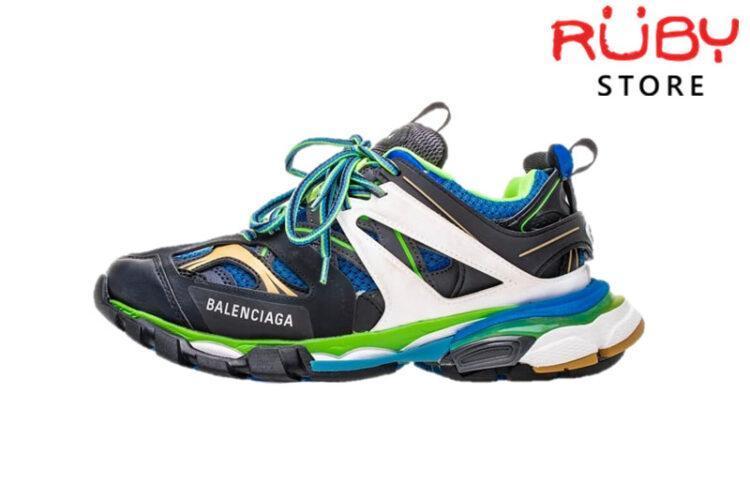 Giày Balenciaga Track Đen Xanh Lá Replica 1:1 (Siêu Cấp)