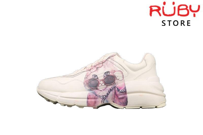 Giày Gucci Rhyton Cat Replica 1:1 Cao Cấp