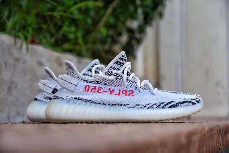 Adidas Yeezy 350 V2 Zebra