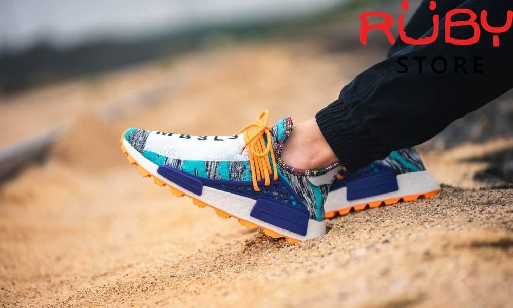 Giày Adidas Pharrell Williams Solar Hu NMD Replica 1:1 | Ruby Store