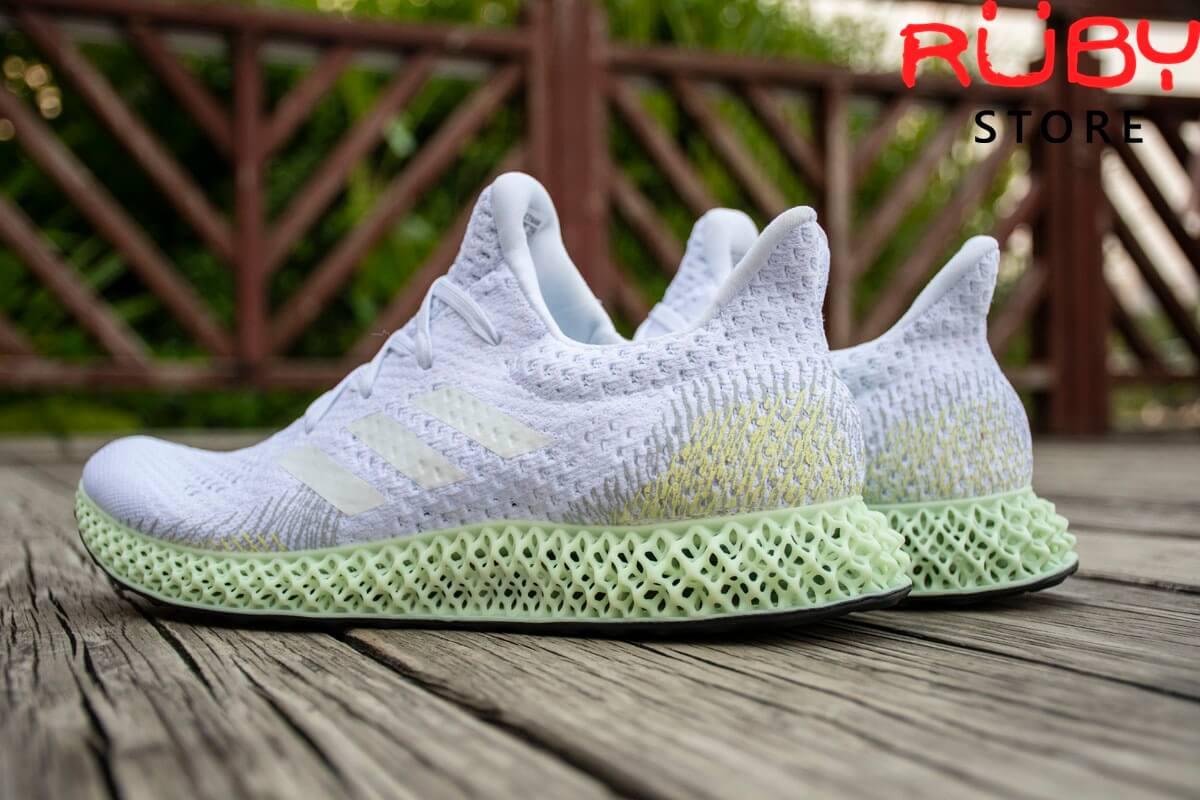 Giày Adidas Alphaedge 4D Trắng Replica 1:1