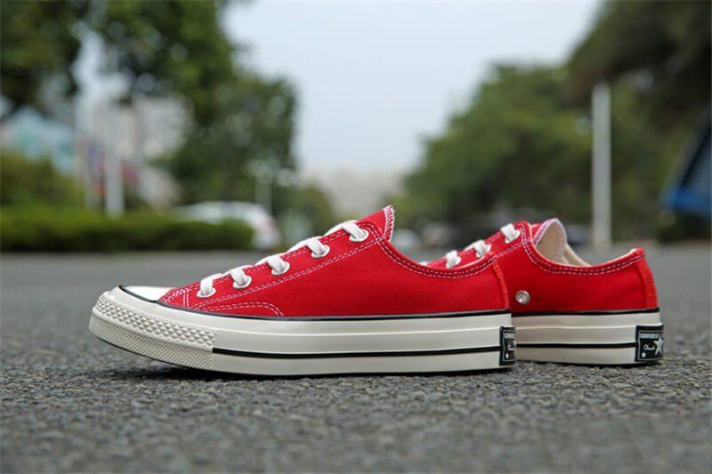 Giày Converse 1970s màu đỏ - Ruby Store