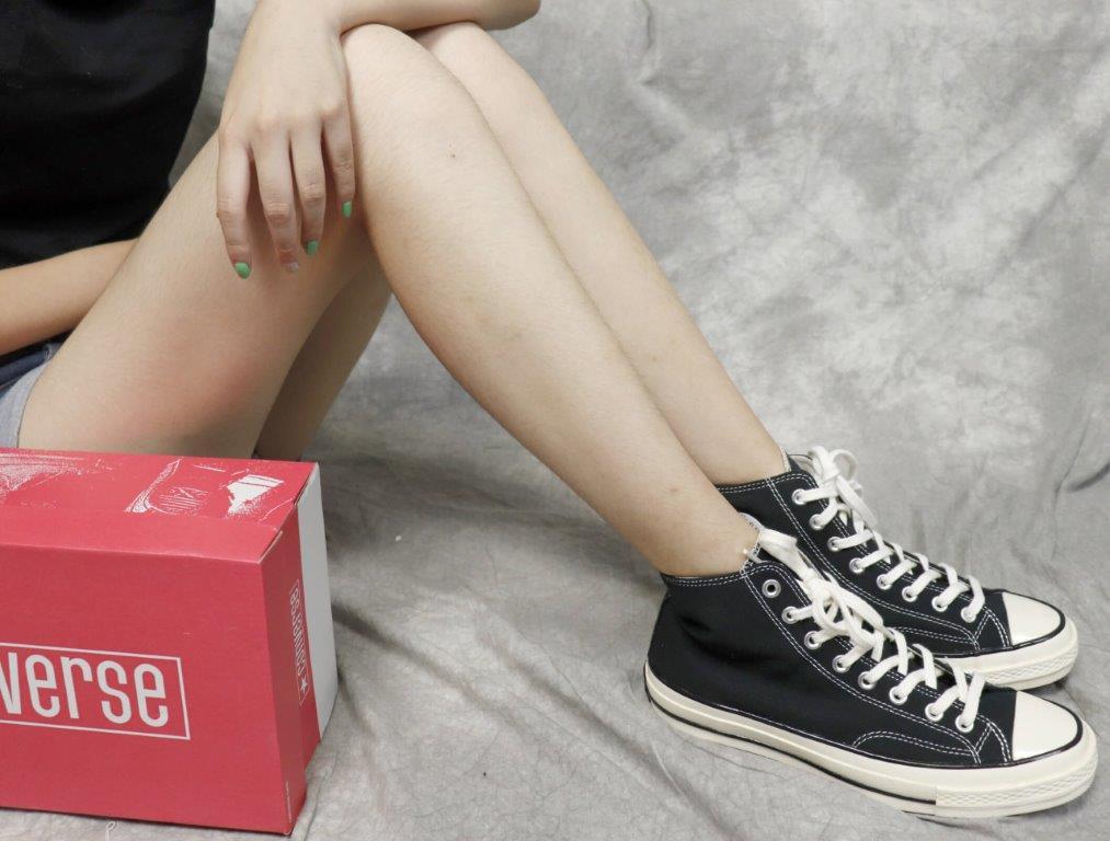 Giày Converse 1970s màu đen - Ruby Store