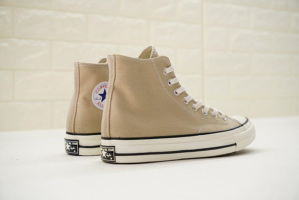 Giày Converse 1970s màu vàng nhạt cổ cao - Ruby Store