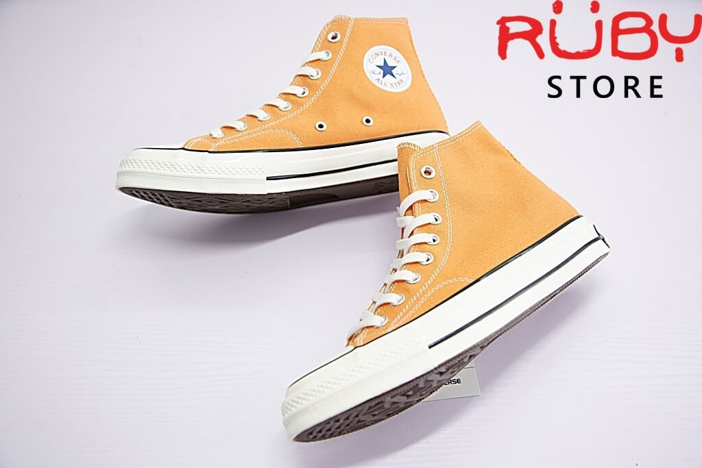 Giày Converse 1970s vàng cao - ruby store