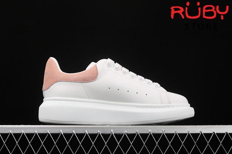 Giày Alexander McQueen gót hồng - phải
