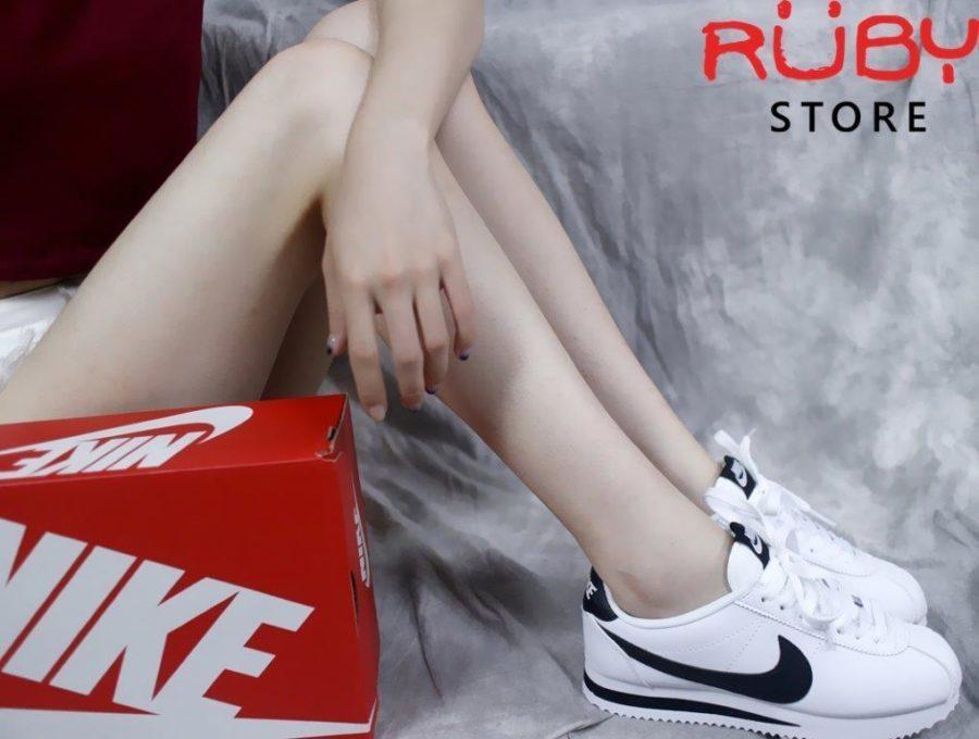 nike-cortez-trắng-đen-ruby-store (2)