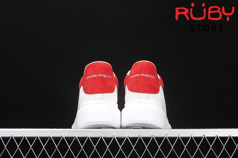 Giày Alexander Mcqueen Gót Đỏ Replica 1:1