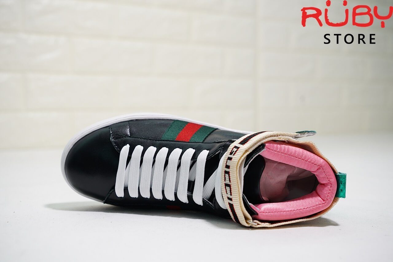 gucci-stripe-ace-high-top-sneaker-black (9)