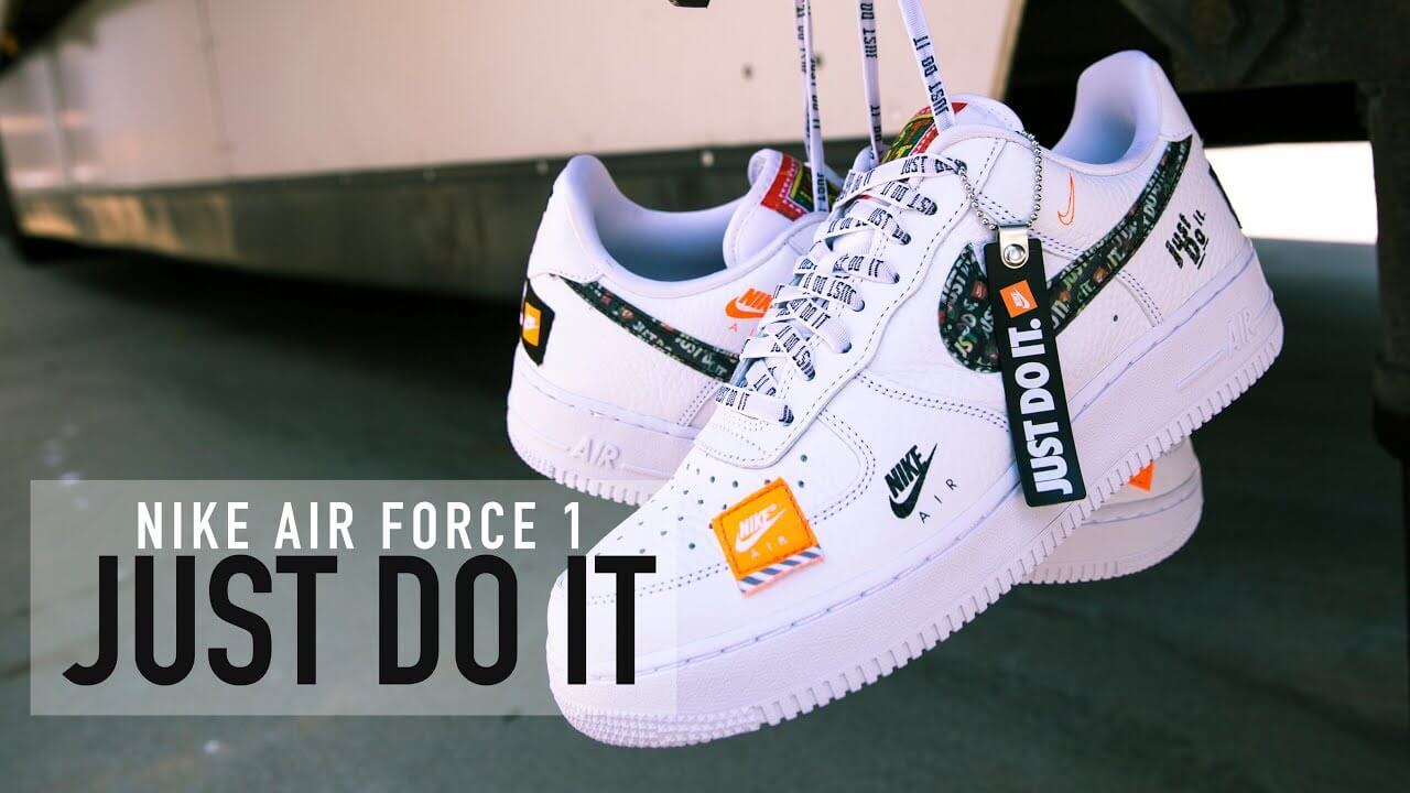 Giày Nike Air Force 1 Just Do It Replica giá rẻ nhất HCM | Ruby Store