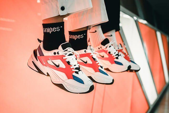Nike M2k Tekno - Bản sao Chunky Sneaker phiên bản rẻ nhât | Ruby Store
