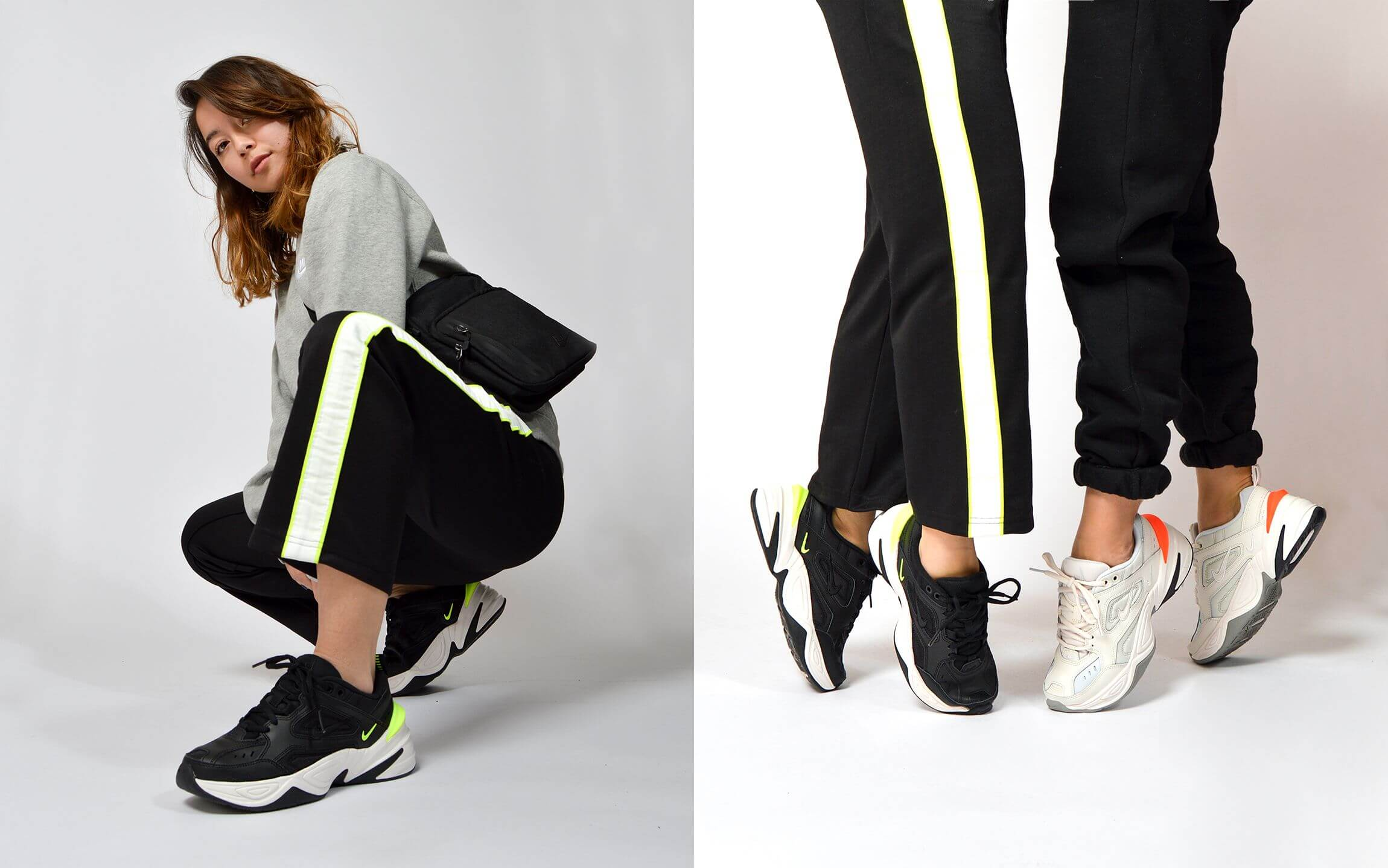 Giày Nike M2k Tekno - đôi chunky sneaker hợp thời