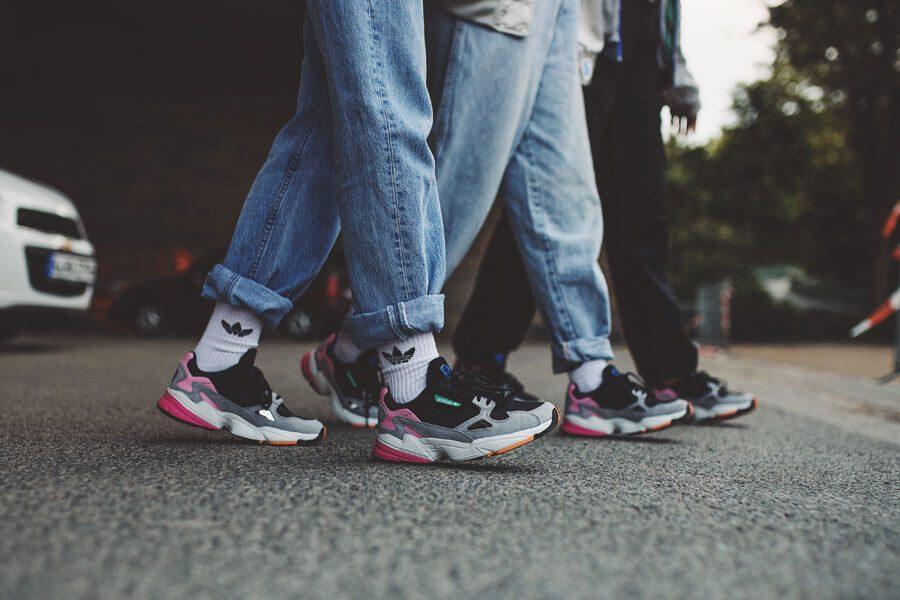Giày Adidas Falcon Replica 1:1